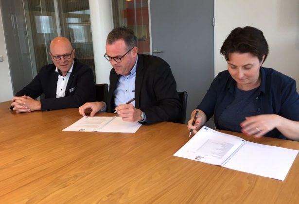 Alluance Group tekent voor samenwerking