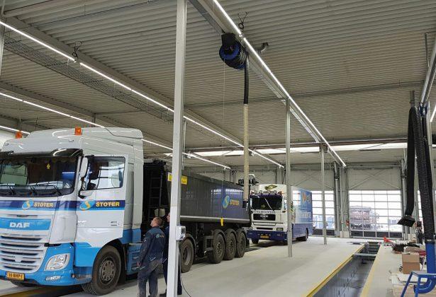 Tweede werkplaats voor Stoter Truckservice