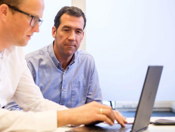 Severin Hendrikx, AdviseurDuurzaam Verbeteren in Teams (DURVT)