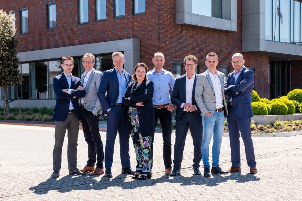 Managementteam Groothuis Bouwgroep