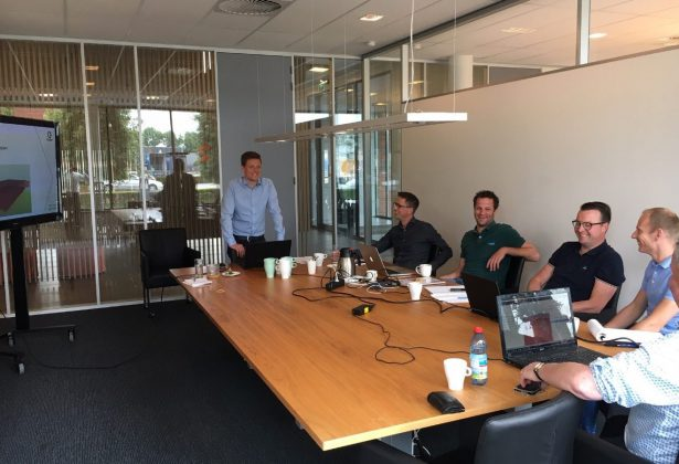 Blog: Onze drive + BIM = bedrijfsproces²