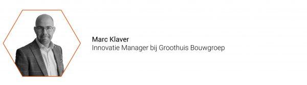 Groeien in innovatie Marc Klaver